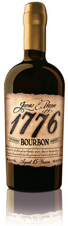 James E Pepper 1776 Bourbon 6 Year